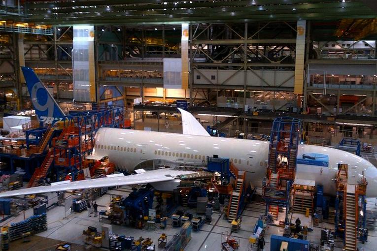 Boeing, 6 bin kişiyi işten çıkarmaya hazırlanıyor