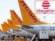 Pegasus Havayolları istegelsin ile anlaşma yaptı