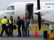 Yeni Zelanda'da maske takmayan yolcuya gözaltı