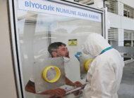 Antalya Havalimanı'nda 3100 kişi test yaptırdı