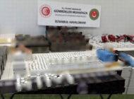 IST'te kaçak ürünler ele geçirildi