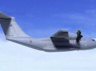 Belçika Hava Kuvvetleri'nin ilk A400M test uçuşlarına başladı