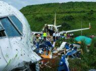 Airi India uçağının yeni görüntüleri