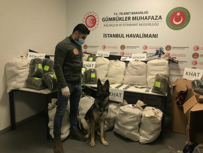 İstanbul Havalimanı Gümrük Muhafaza'nın zaferi