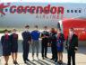 Corendon Airlines, Anadolu Efes'i uçuracak