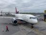 Airbus ilk ürettiği, A220 uçağını Delta Havayolları'na teslim etti