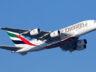 Emirates Havayolları'nın filodan çıkardığı ilk A380