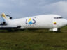 LAS Kargo uçağı inişte Kolombiya'da pistten çıktı