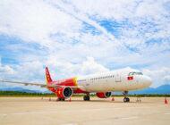 VietJet uçağı Dong Hoi'ye sert indi uçakta hasar meydana geldi