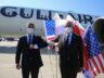 Gulf Air ilk diplomatik uçuşunu İsrail'e yaptı