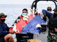 Sriwijaya Air SJ-182 uçağının enkazına ulaşıldı