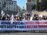 İtalya'da turizmcilerin isyanı, meydanları doldurdular
